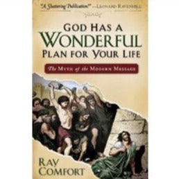 God Has A Wonderful Plan For Your Life - Book