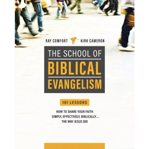 School of Biblical Evangelism Express MP3 DOWNLOAD