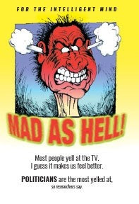 Mad As Hell - Leaflets (COMING SOON)