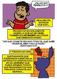 Caricatura - Eres Una Persona Buena? (Spanish - Are you a Good Person?)