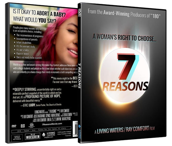 7 Reasons DVD