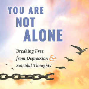 You Are Not Alone - Booklet