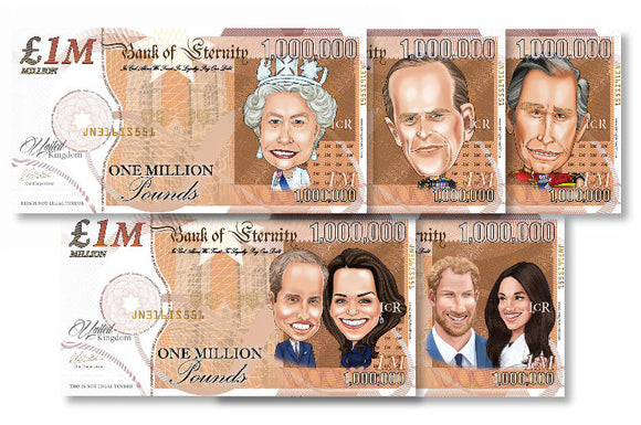 Royal Million Pounds