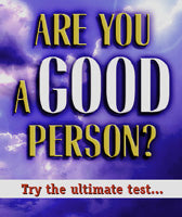 Are You A Good Person? (Booklet Tract)