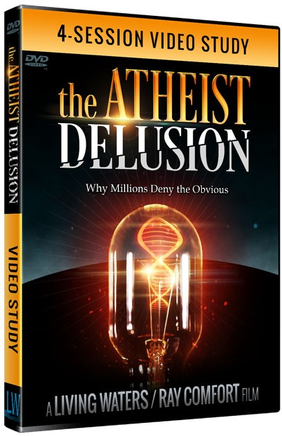 The Atheist Delusion Video Study DVD