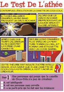 The Atheist Test - French