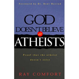 God Doesn't Believe in Atheists (Book)