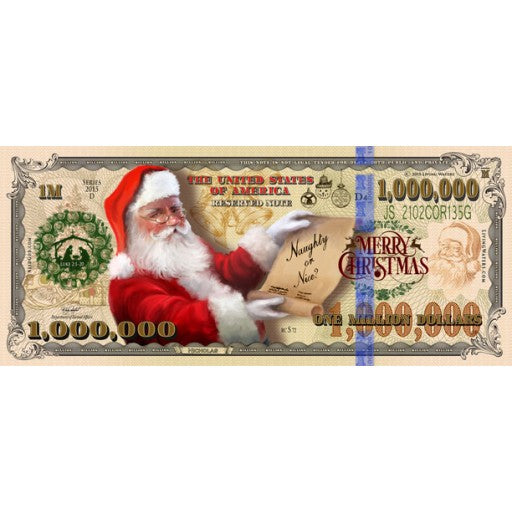 Christmas Million Dollar