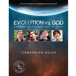 Evolution vs. God Companion Guide Download (PDFs)