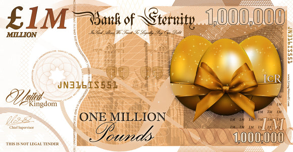 Easter Million Pounds Tract