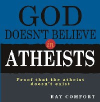 God Doesn't Believe In Atheists - Audio CD
