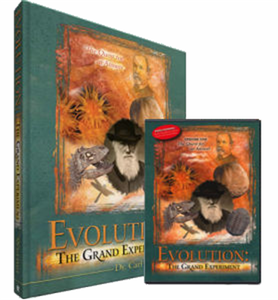Evolution: The Grand Experiment - Volume 1 (Pack)