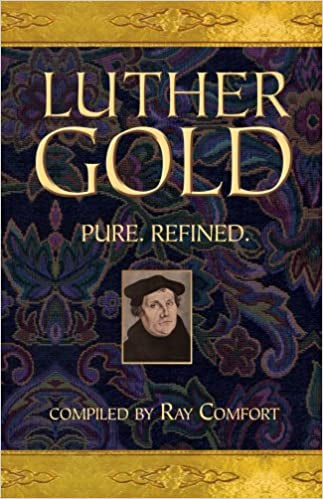 Luther Gold (Pure, Refined) - Book