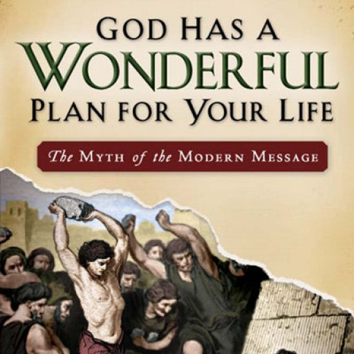 God Has A Wonderful Plan For Your Life Audiobook (MP3 DOWNLOAD)