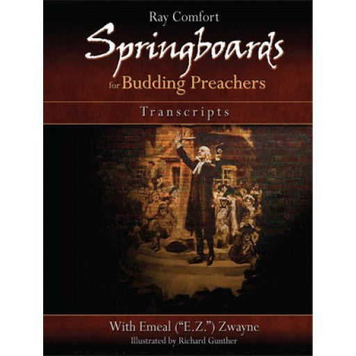 Springboards for budding Preachers Download