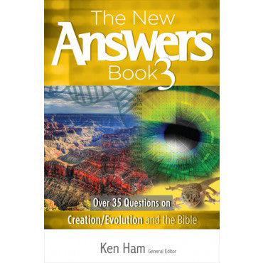 The New Answers 3 Book