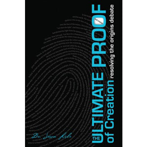 Ultimate Proof of Creation - Book