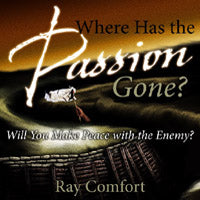 Where Has The Passion Gone? CD
