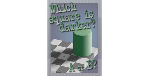 Which Square is Darker?