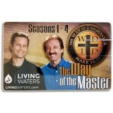 Way of the Master Seasons 1 - 4 (USB Flash Drive)
