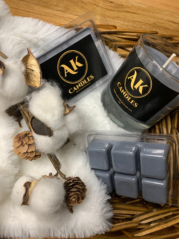 Caribbean Teakwood Wax Melts