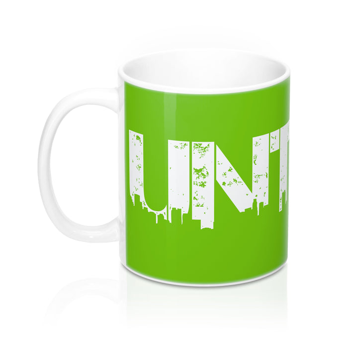 UNT Mugs Green Envy