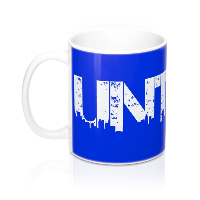 UNT Mugs Soul Blue