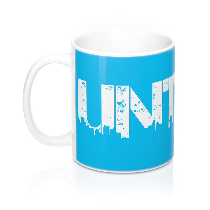 UNT Mugs Blue Lips