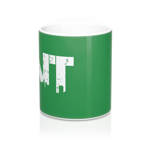 UNT Mugs Deep In It Green
