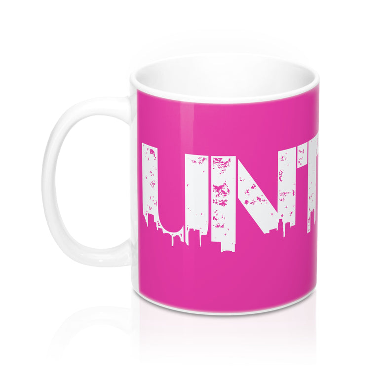 UNT Mugs Hot Lady Pink