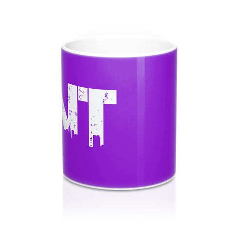 UNT Mugs Purple Rain