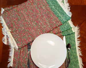 Christmas/Green Placemats