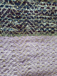 "Shades of Purple ""Hollywood"" Style Rug"