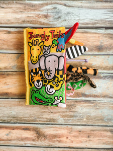 JUNGLE TAILS ACTIVITY BOOK