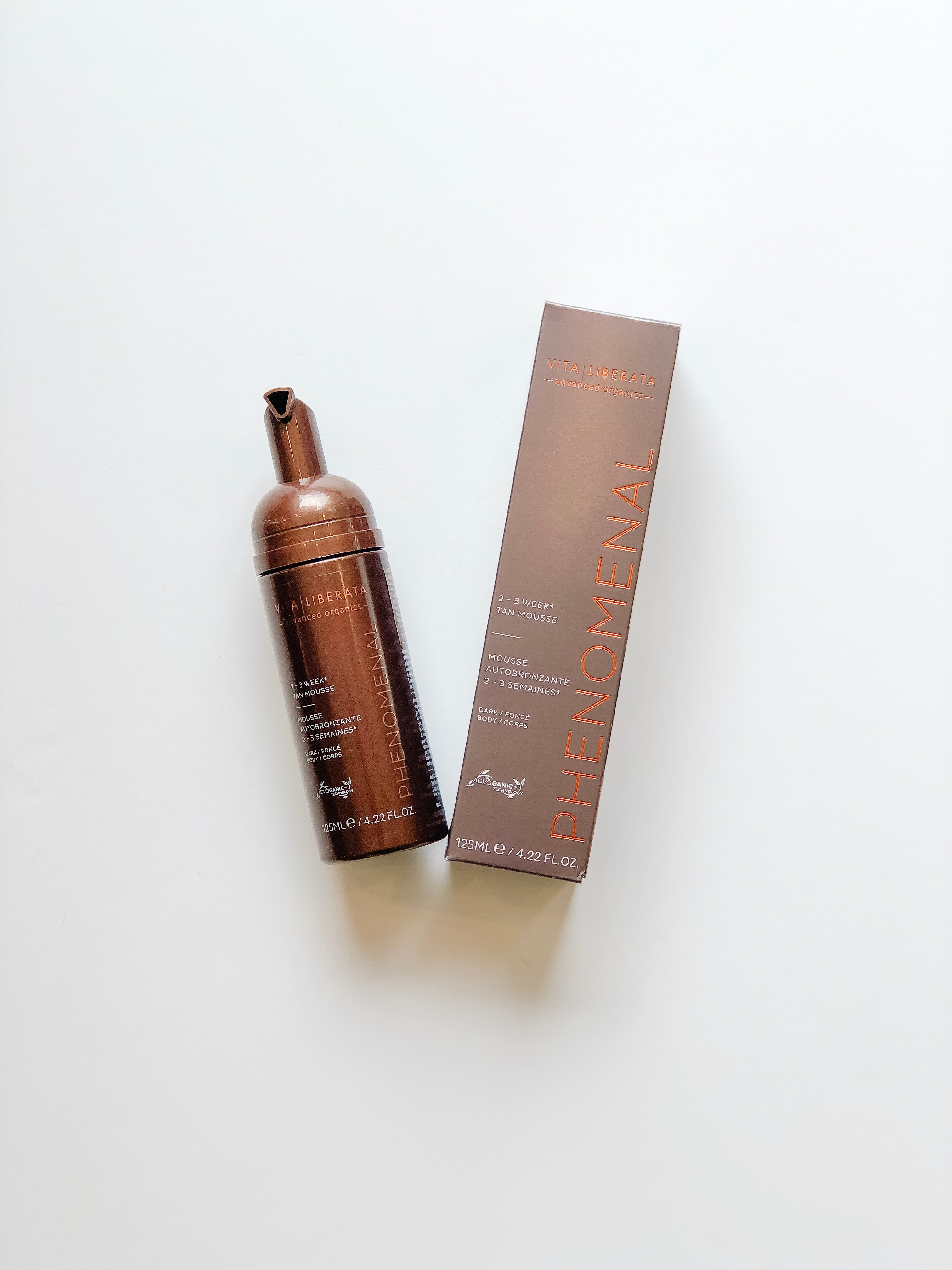 PHENOMENAL TAN MOUSSE