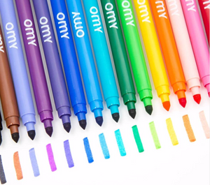 ULTRA WASHABLE MARKERS