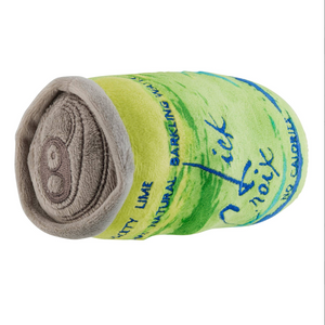 LICKCROIX LICKETY LIME DOG TOY