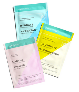 PERFECT WEEKEND SHEET MASK TRIO