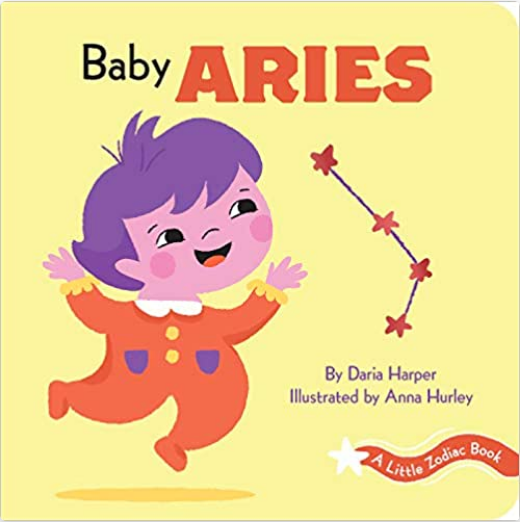 BABY ARIES BOOK