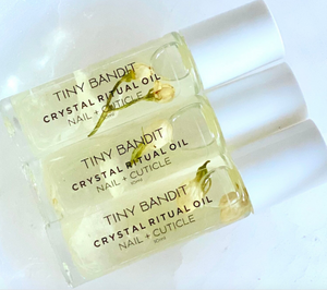 CRYSTAL RITUAL NAIL AND CUTICLE OIL