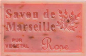 ROSE FRENCH SOAP