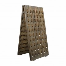 FRENCH WINE RACK