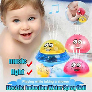 Sprinkler Buddy - Infant Bath Toy