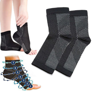 Foot Angel™ Ankle Compression Pain Soothing Support Sock