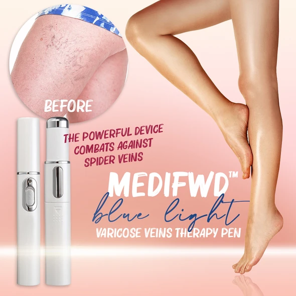 MediFwd™ Blue Light Therapy Varicose Veins Pen