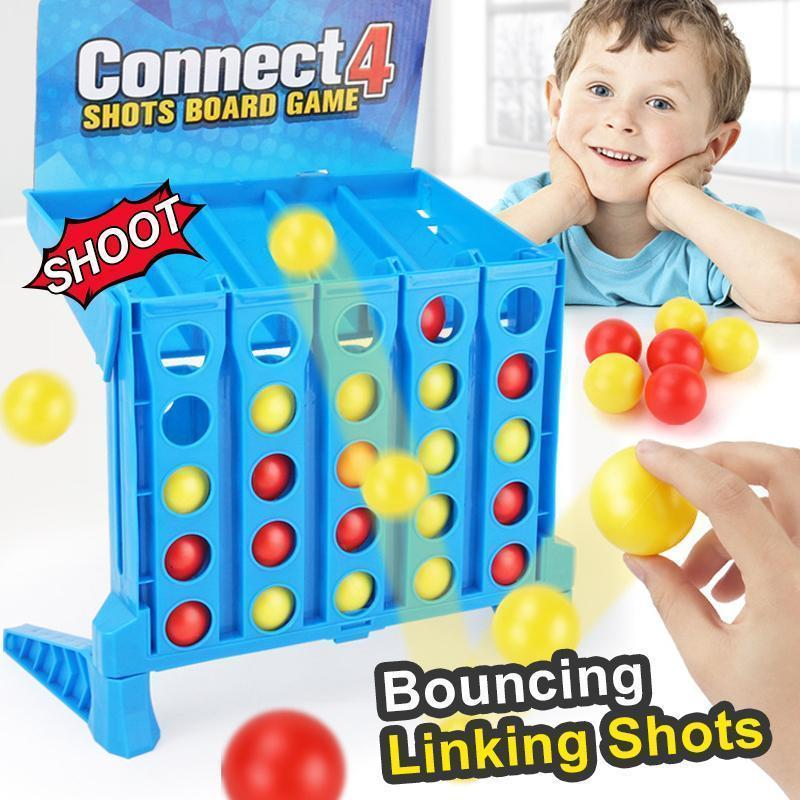 Bouncing Linking Shots