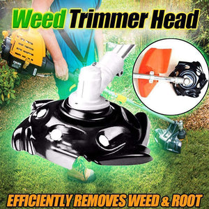 Break-proof Rounded Edge Weed Trimmer