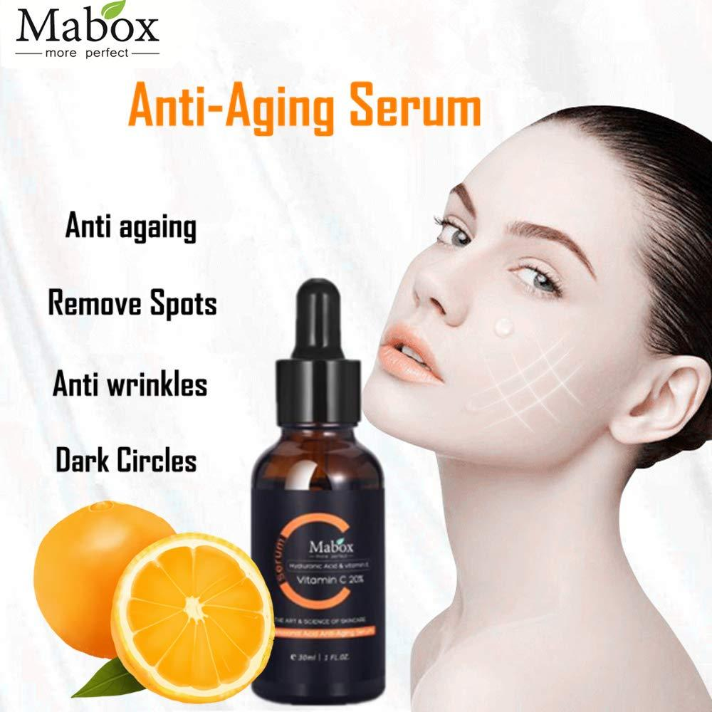 Mabox Clarifying Vitamin C Serum
