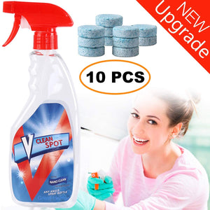 Multifunctional Cleaning Tablets™