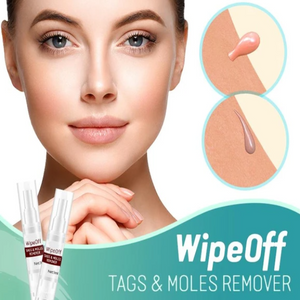 WipeOff™ Tags & Moles Remover